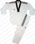 Униформа (добок) для Тхэквондо Adidas GrandMaster 3-Stripes
